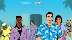 Welcome to Vice City, Welcome to the 80's