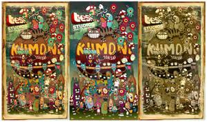 Kiimono Tesh Postie