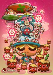 In my World by caramelaw