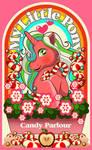 Candy Parlour Sticker