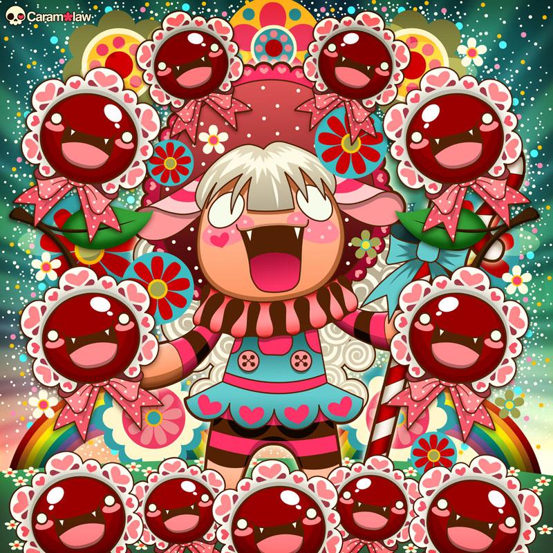 Lolita Family by caramelaw