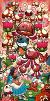 Caramelaw in Wonderland