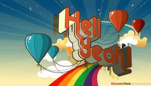 Hellyeah In the air