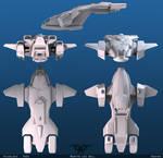 Halo 3 Pelican