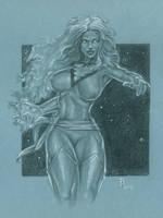 Phoenix drawing by abraun