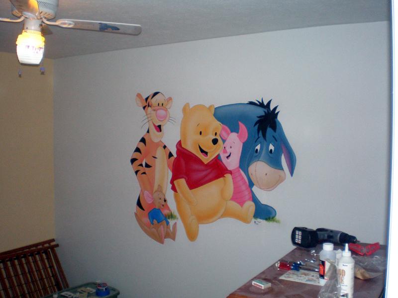 Winnie The Pooh Wall Murals palestencom