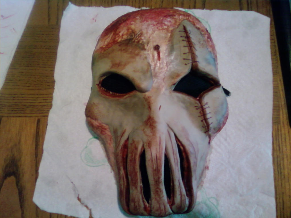 Halloween mask 6 by smilingjester on deviantart for Make your own halloween mask online