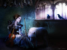 Gothic Song by eriksantz