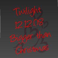 Bigger than Christmas by Senzi