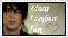 Adam Lambert Fan by Senzi