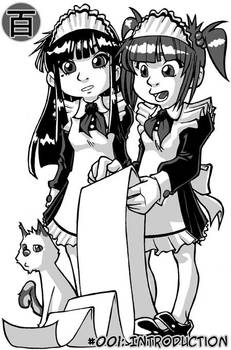 100 maids challenge - 001
