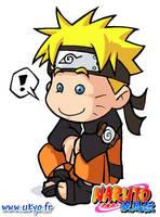 Naruto Shippuden: Naruto by Uky0