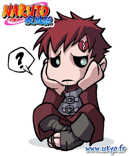 Naruto Shippuden: Gaara by Uky0