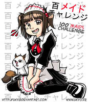 100 Maids Challenge: free pic by Uky0