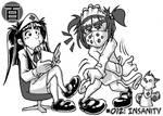 100 maids challenge - 012