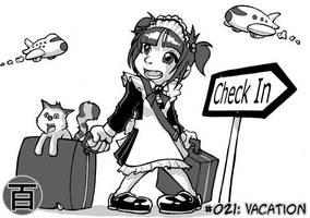 100 maids challenge - 021