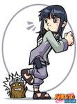 Naruto Shippuden: Hinata color