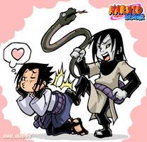Naruto Shippuden: SasuMaru by Uky0
