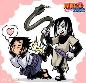 Naruto Shippuden: SasuMaru