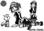 100 maids challenge - 049