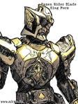 Kamen Rider Blade - K profile