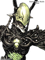 Kamen Rider Blade - Joker col.