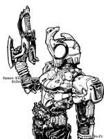Kamen Rider Kabuto 1 by Uky0