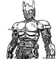 Kamen Rider Agito - G1 by Uky0