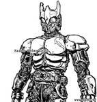 Kamen Rider Agito - G1