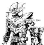 Kamen Rider Abyss 1