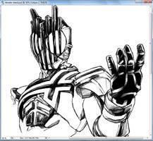 WIP: Kamen Rider Decade