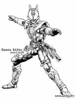 Kamen Den O: Ore Sanjo - SIC by Uky0