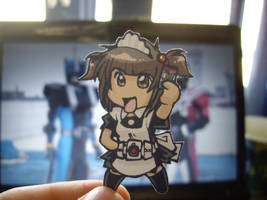 Kamen Rider Decade: Maid form by Uky0