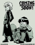 Gaara + Rock Lee - coming soon