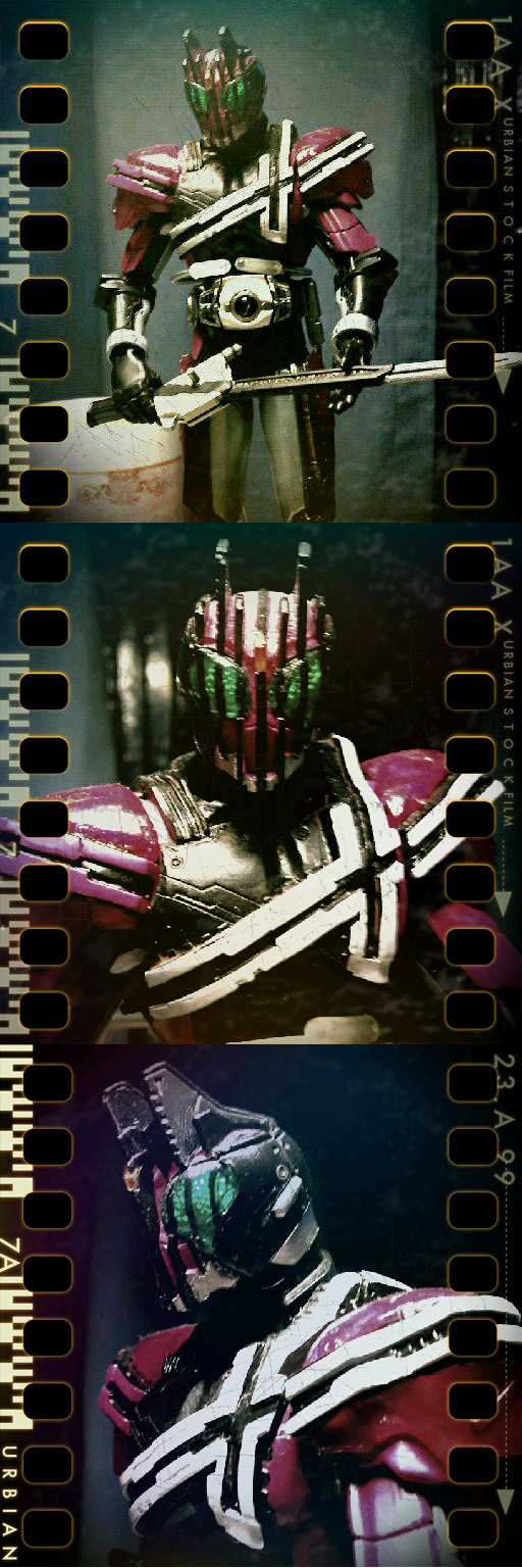 Kamen Rider Decade Film Edit by Uky0