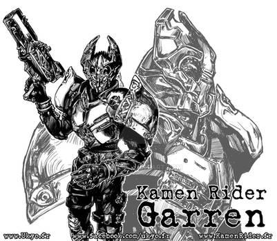Kamen Rider Garren