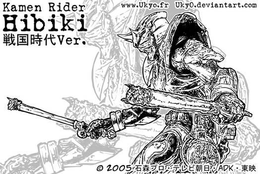Kamen Rider Jidai Geki Hibiki
