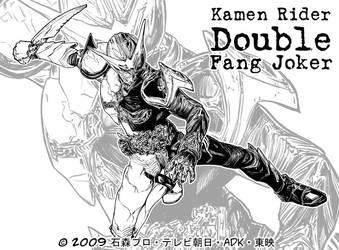 Kamen Rider Double  Fang Joker