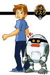 MASK: Scott and T-Bob by Uky0