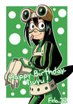 Happy Birthday Tsuyu !