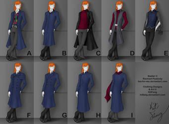 Baxter Costume Design Entry