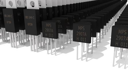 More Transistors by KoppKnakka