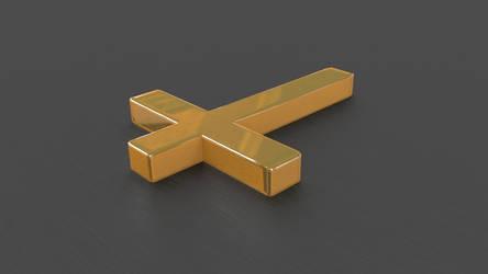 Goldcross by KoppKnakka