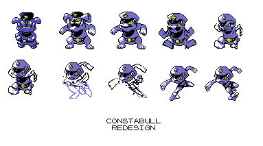 Constabull (Thoughts?)