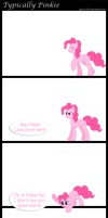 Typically Pinkie
