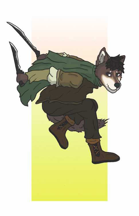The Rogue by Nulfura