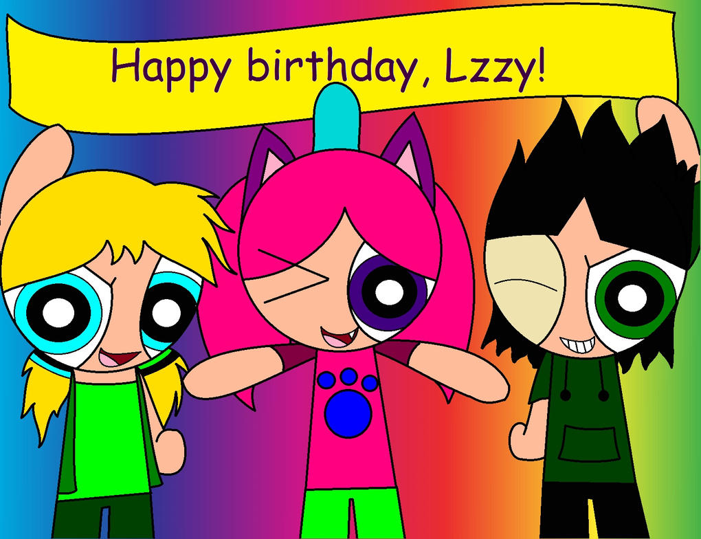 Happy birthday Lzzy! by Baliya