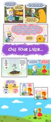 Adventure Time - Cookies by oranjielub