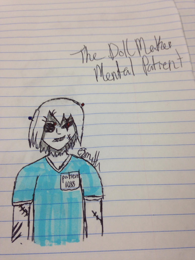 Doll Maker (Mental Patient Outfit) by StantheSpider