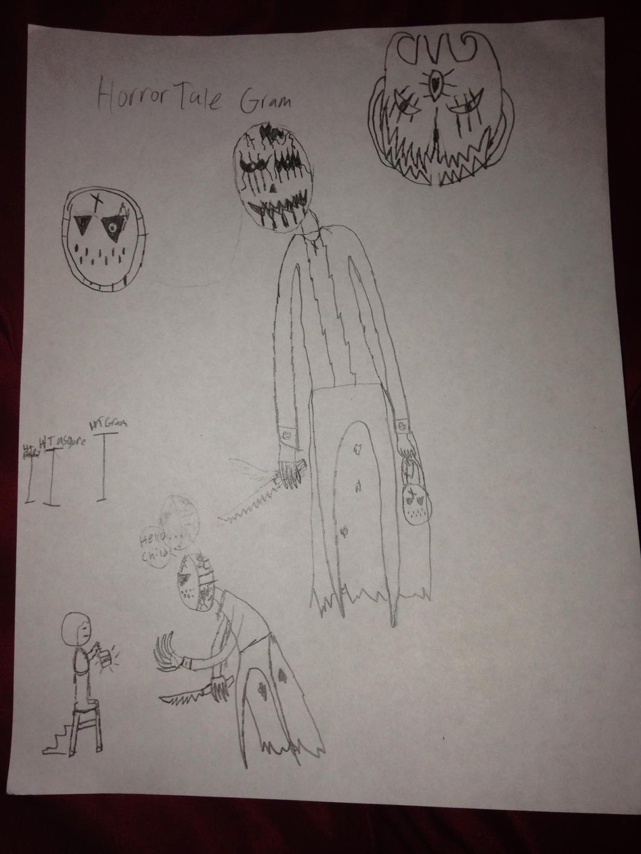 HorrorTale Gram (Spoooooky) by StantheSpider